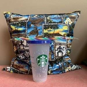 Starbucks Confetti colour changing cup